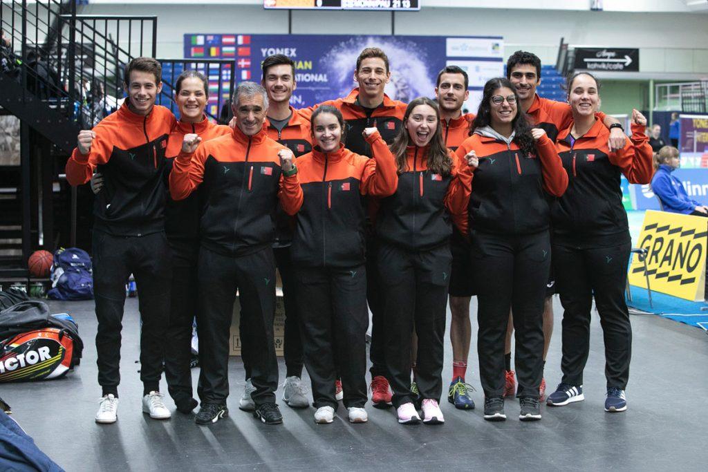 Seleção Nacional na Estónia