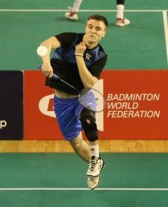 © Badminton Europe/Mark Phelan